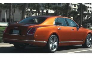 Bentley Detroit Auto Show 2015 Press Conference